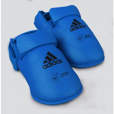 adidas-pu-karate-foot-protector--wkf-blue